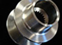 CNC Machining of a Stainless Steel Hub for the Aircraft Engine Industry